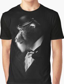 EXECUTIVE BABOON Graphic T-Shirt