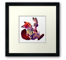 You Know You Love Me Framed Print
