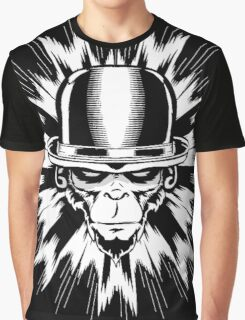 MONKEYRUDE Graphic T-Shirt