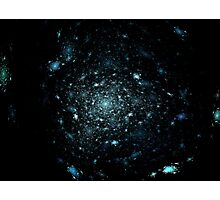 Infinite Galaxies Fractal Photographic Print