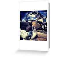 Gromit @ The Millennium Square Greeting Card
