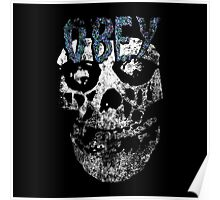 Obey you misfit! Poster