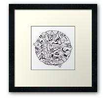 Piririn #1 Framed Print