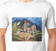 freezing point  Unisex T-Shirt