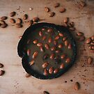 Almond tart by ImogenMosher