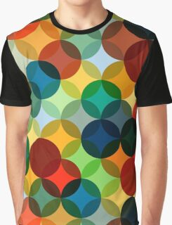 Color Balls Graphic T-Shirt
