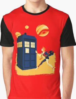 Going To Mars Graphic T-Shirt