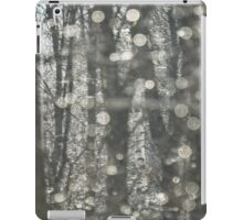 Shining Forest after Snow and Rain iPad Case/Skin