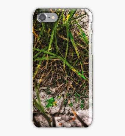 Have You Ever Asked Yourself What Makes Grass Green? iPhone Case/Skin