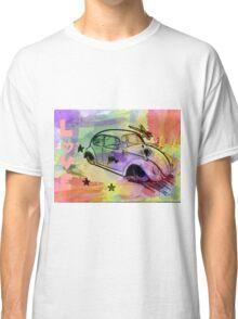 Retro Love Classic T-Shirt