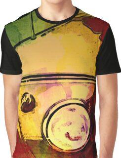 Colour bomb bus Graphic T-Shirt