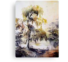 akwarelka 63 Canvas Print