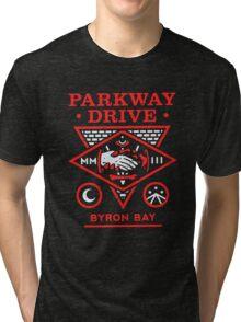 Parkway drive Funny Men's Tshirt Tri-blend T-Shirt