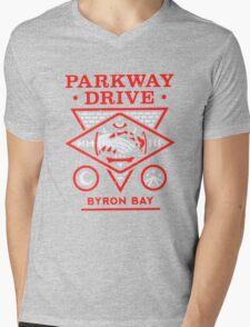 Parkway drive Funny Men's Tshirt Mens V-Neck T-Shirt