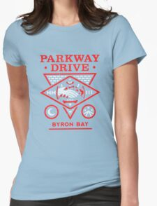 Parkway drive Funny Men's Tshirt Womens Fitted T-Shirt