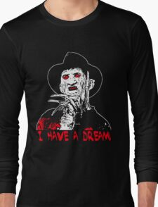 I Have a Dream Zombie  Long Sleeve T-Shirt