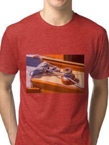 Boat Parts 1 Tri-blend T-Shirt