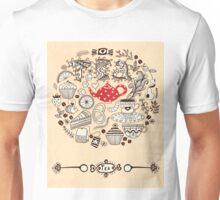 it is tea time  Unisex T-Shirt