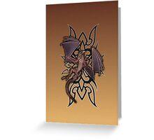 Celtic Dragon Greeting Card