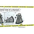 CSI SKaro by ToneCartoons