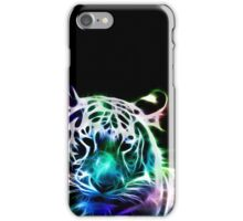 Fractal Tiger iPhone Case/Skin