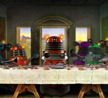 Last Supper of the Daleks Sticker