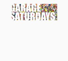 Garage Saturdays sticker bomb Unisex T-Shirt
