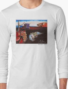 Salvador Dalek Long Sleeve T-Shirt