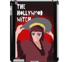 The Hollywood Witch Feature Film Official Poster iPad Case/Skin