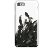Brush Stroke iPhone Case/Skin