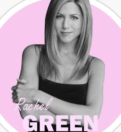 Rachel Green - Friends Sticker