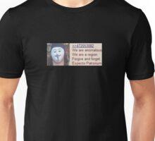 We are anomalous Unisex T-Shirt