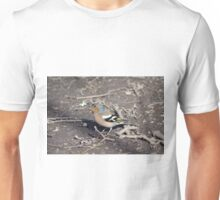 Colourful Chaffinch Unisex T-Shirt