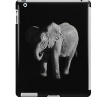 Baby African Elephant Portrait iPad Case/Skin
