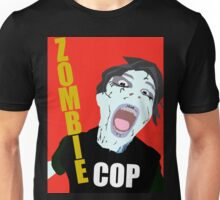 Zombie Cop Feature Film Official Poster Unisex T-Shirt
