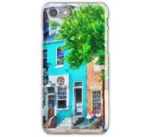 Baltimore MD - Neighborhood Pub Fells Point iPhone Case/Skin