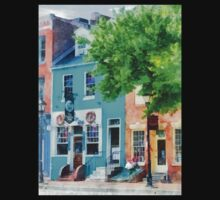 Baltimore MD - Neighborhood Pub Fells Point One Piece - Short Sleeve