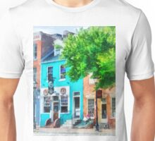Baltimore MD - Neighborhood Pub Fells Point Unisex T-Shirt