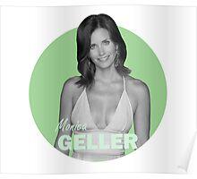Monica Geller - Friends Poster