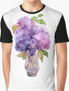 lilac bouquet Graphic T-Shirt