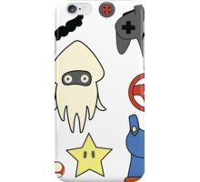 Mario Kart Item Design  iPhone Case/Skin