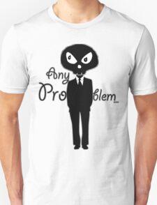 Serious Skull T-Shirt