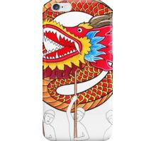 The Dragon Dance Parade iPhone Case/Skin