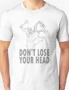 sleepy hollow Unisex T-Shirt