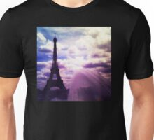 Eiffel Tower, Paris Unisex T-Shirt