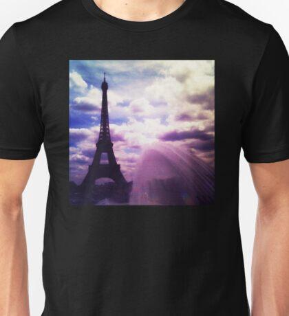 Eiffel Tower, Paris Unisex T-Shirt