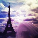 Eiffel Tower, Paris by iamsla