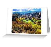 Arrowhead   Greeting Card