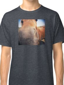 The Nosey Horse Classic T-Shirt