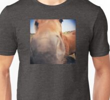 The Nosey Horse Unisex T-Shirt